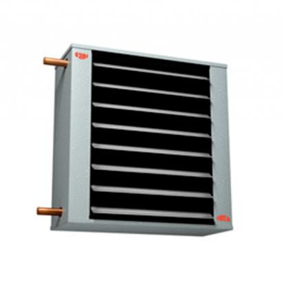 Водяной радиатор с вентилятором 96