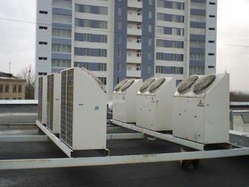 Промышленный кондиционер установка смета на установку кондиционеров